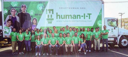 human-I-T team