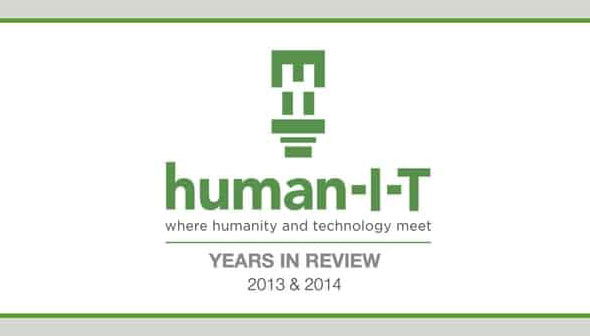 human-I-T annual report 2013-2014