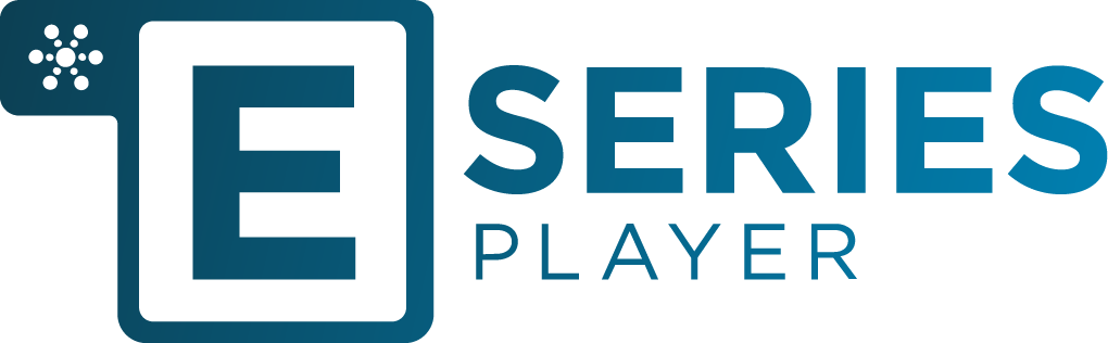 E Series Player Logo