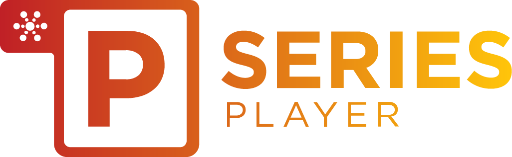 P Series Player Logo