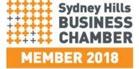 Sydney Hills Business Chamber Member