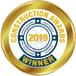 Excel Tradeworks winner of MBA Construction Award 2019