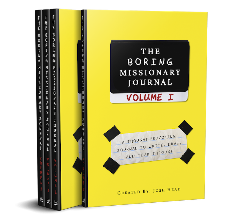 THE PERFECT GIFT FOR LDS MISSIONARIES