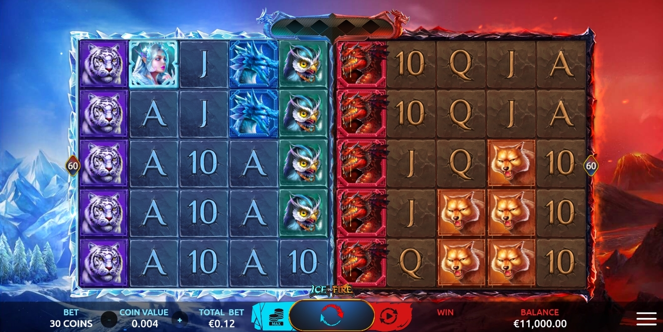 ice and fire yggdrasil slot