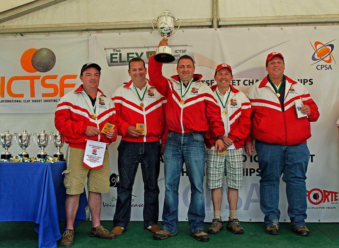 team skeet champions