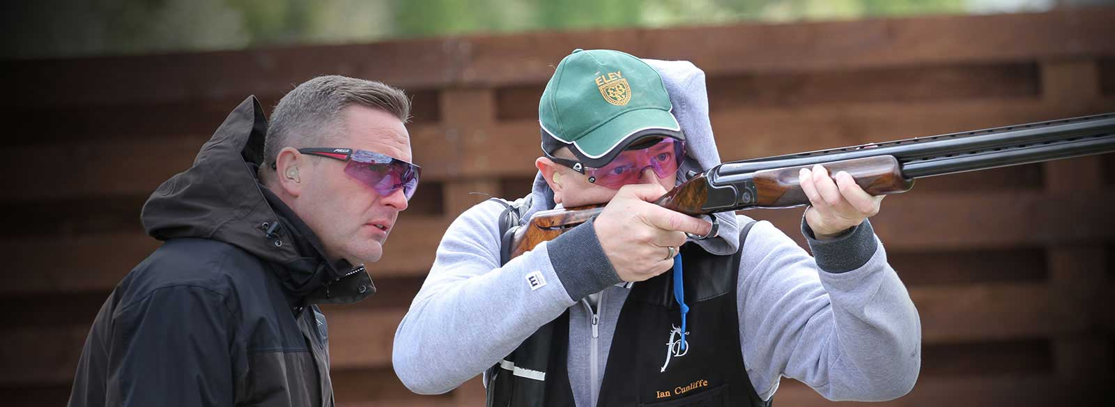 david beardsmore skeet shooting lesson