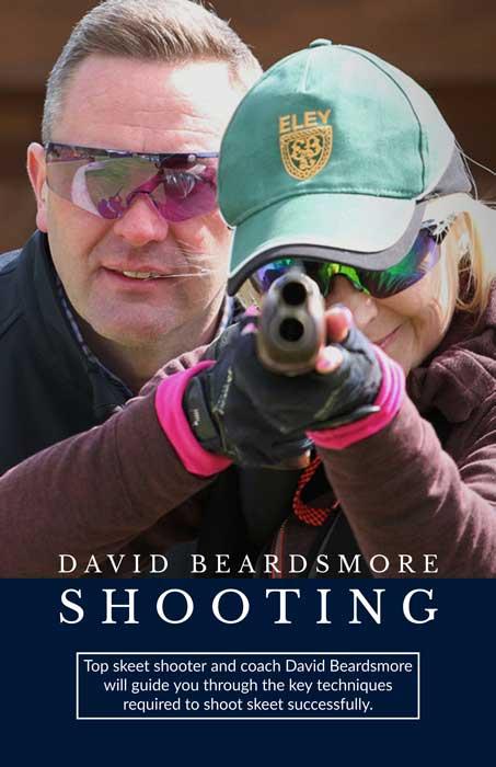 re skeet shooting lesson dvd