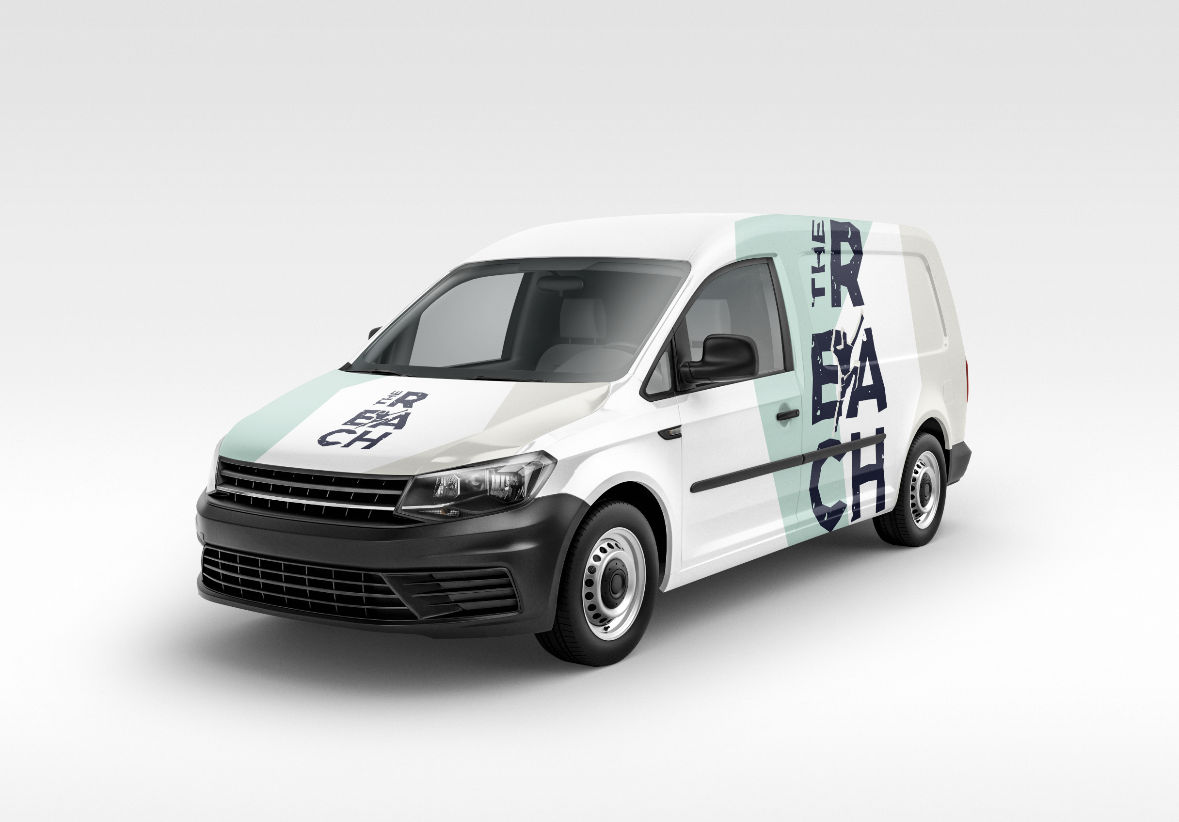 The Reach Branded Vehicle