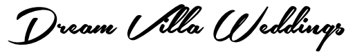 Dream Villa  Weddings Logo