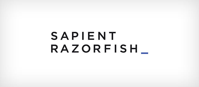Clients - Sapient Razorfish Logo