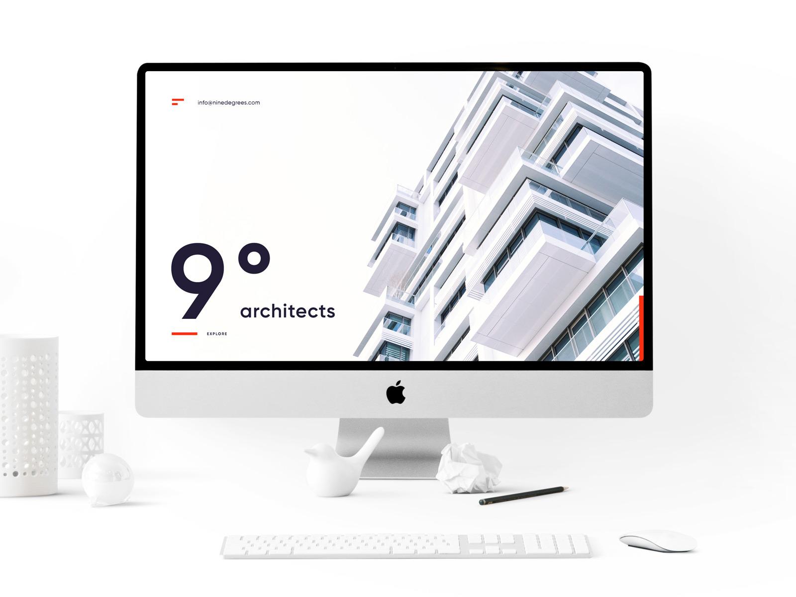 Portfolio Item - Webdesign 05