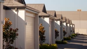 Duplex, townhouses and subdivisions