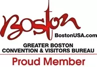 Proud Member of the Greater Boston Convention and Visitors Bureau