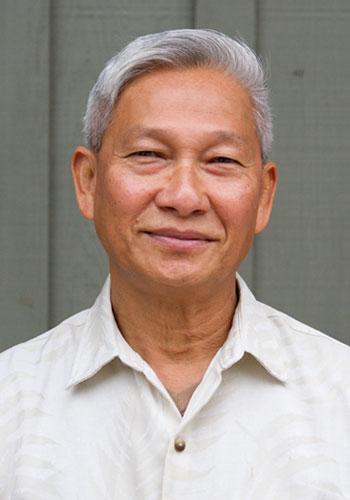 Pastor Chamron Phal
