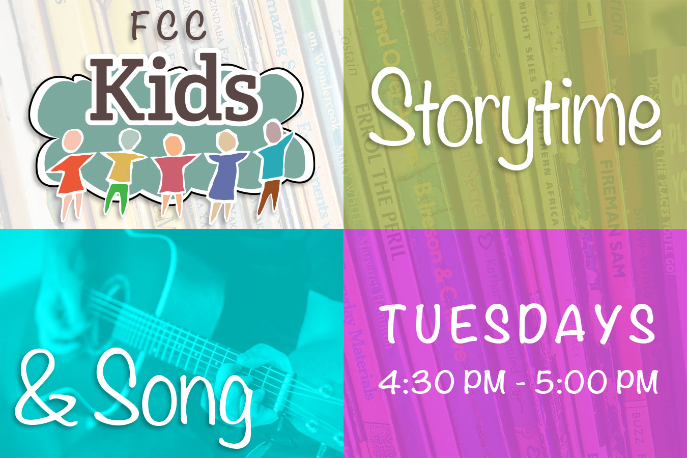 Kids Story and Song time