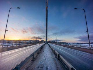 Rovaniemi Lumberjacks Bridge