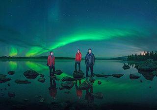 Norther Nights from Rovaniemi