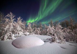 Aurora Borealis Rovaniemi