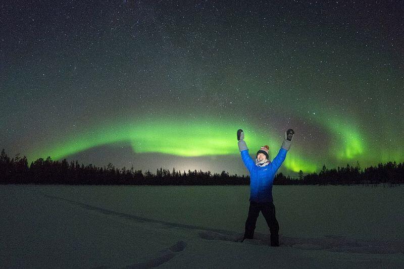 Northern Lights Rovaniemi Aurora