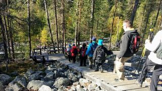 10km nature trail