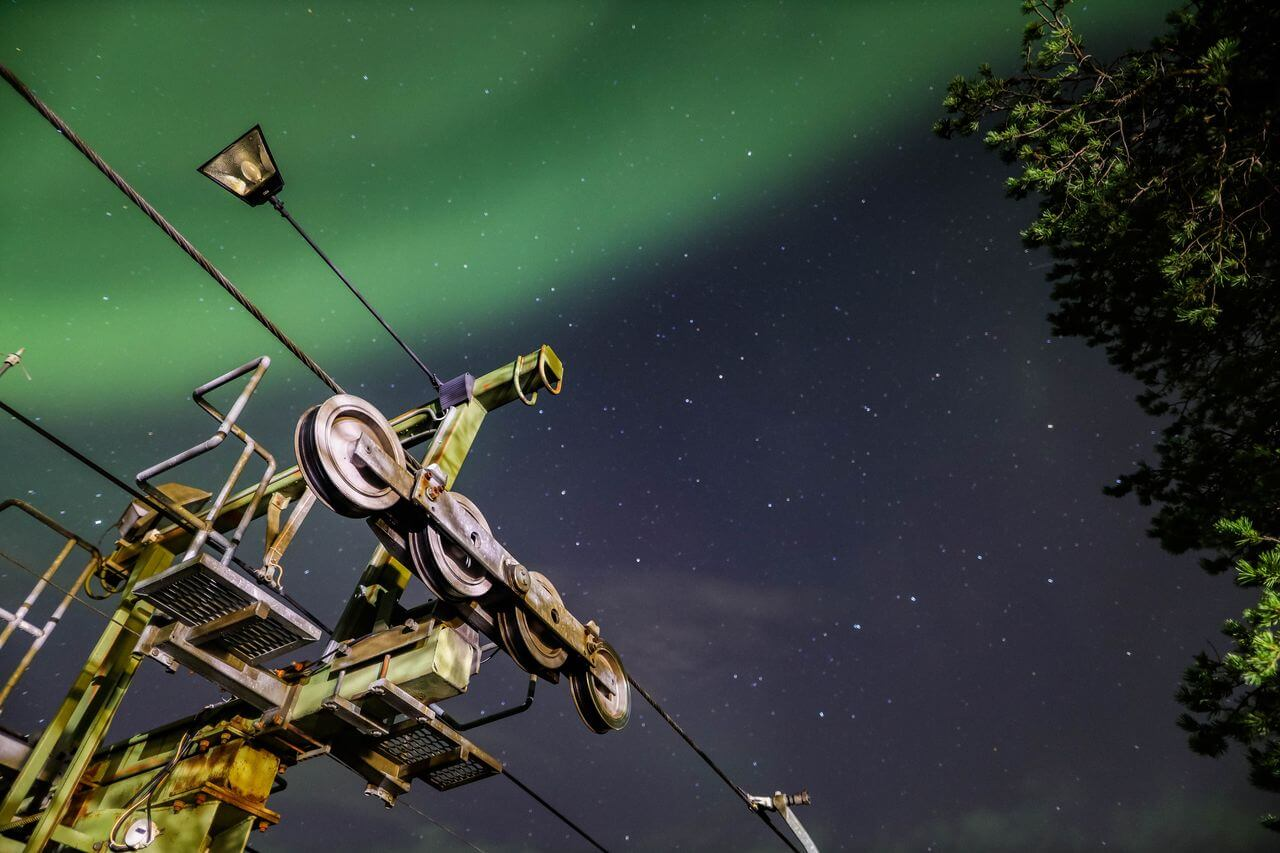 Northern Lights tours in Rovaniemi, small group guaranteed