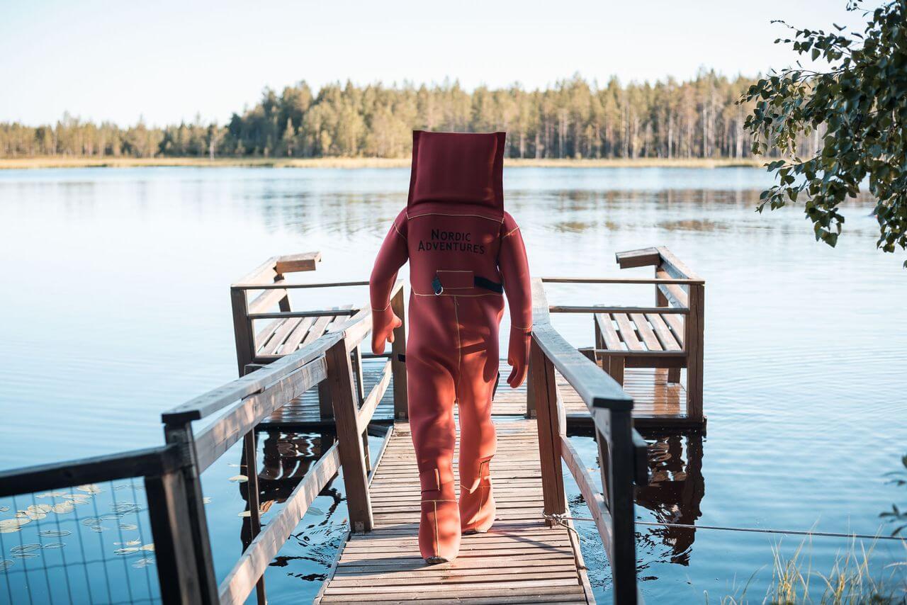 Summer Tours in Rovaniemi by Nordic Adventures, watch Video
