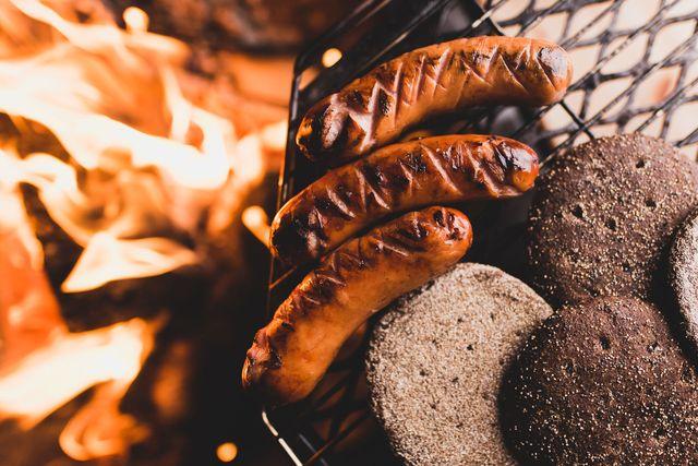 Traditional Finnish BBQ
