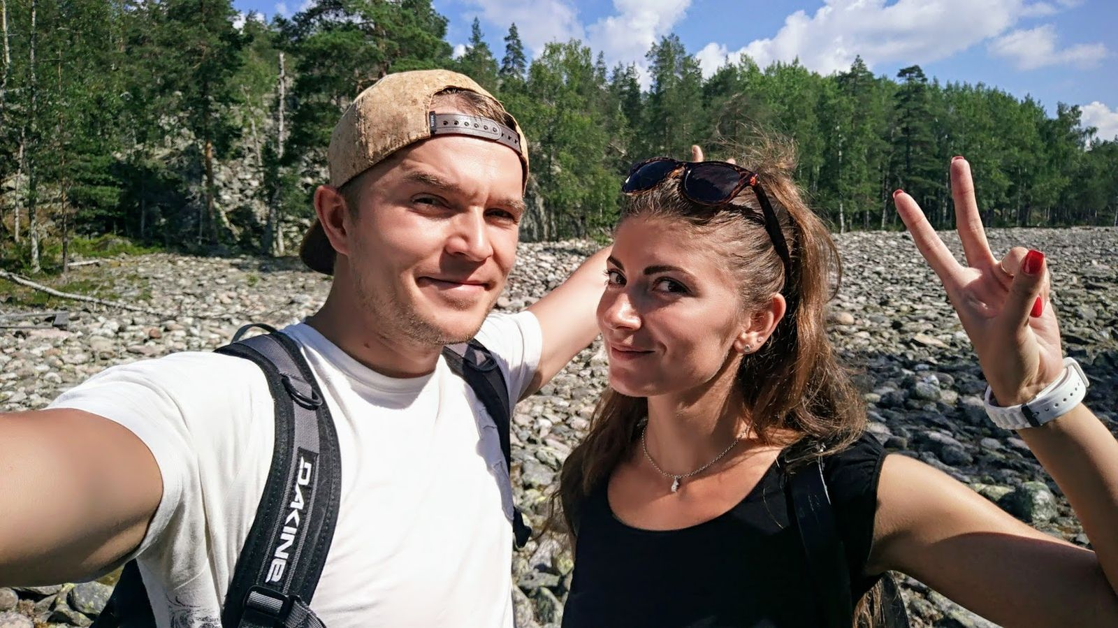 Hello, here we are. Alex and Tanja :)