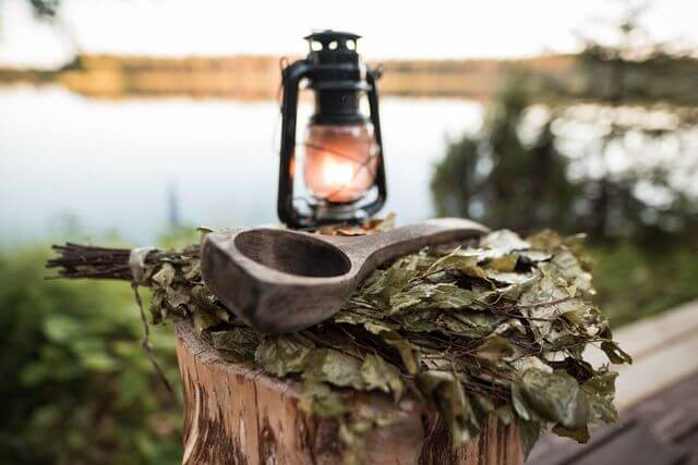 Experience the traditional Lappish sauna in a cozy cottage and take a dip in the private Arctic lake! Blow off some steam and enjoy a peaceful night in the authentic Finnish sauna. End the night with a tasty dinner cooked over an open fire.