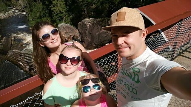 Family friendly adventure