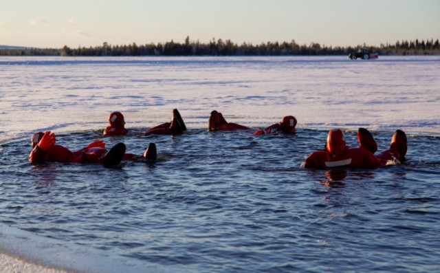 The ultimate Lappish adventure with lunch and dinner