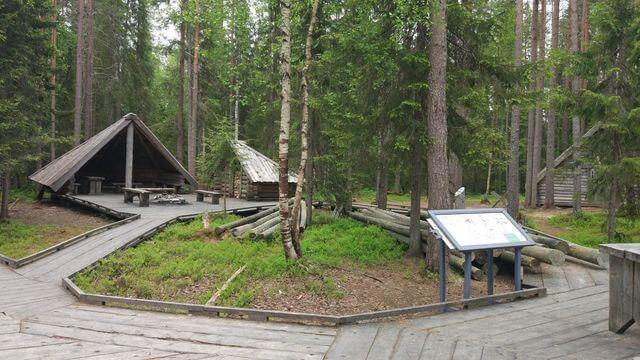 Arctic Circle hiking tour