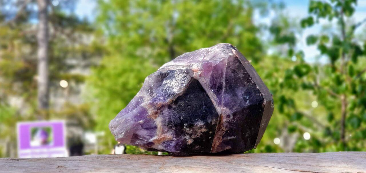 Are you ready to dig your own amethyst gemstone in a real sustainable mine? Come join us for a Pyhä luosto hiking tour where we will visit one of the rare mines that welcomes visitors.