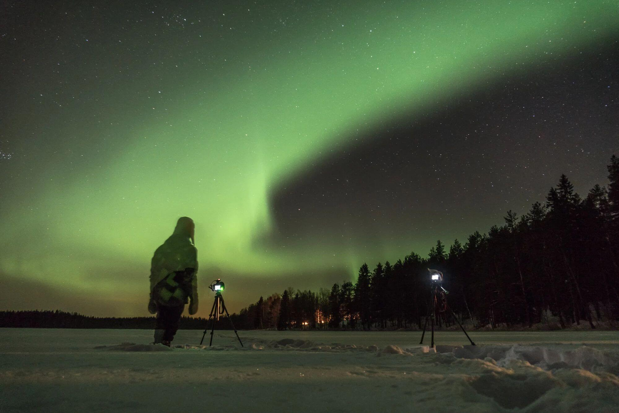 Chase the perfect photo of the Northern Lights with an experienced guide. You'll get all the equipment you need, help setting up and using the camera, and transfers to 2-3 picturesque locations.