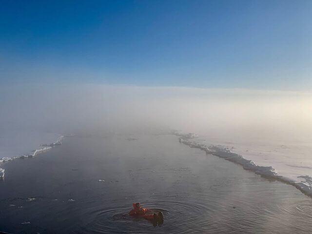Polar Explorer icebreaker cruise from Rovaniemi or by own transportation