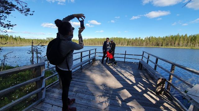Family friendly hiking tours, available year round