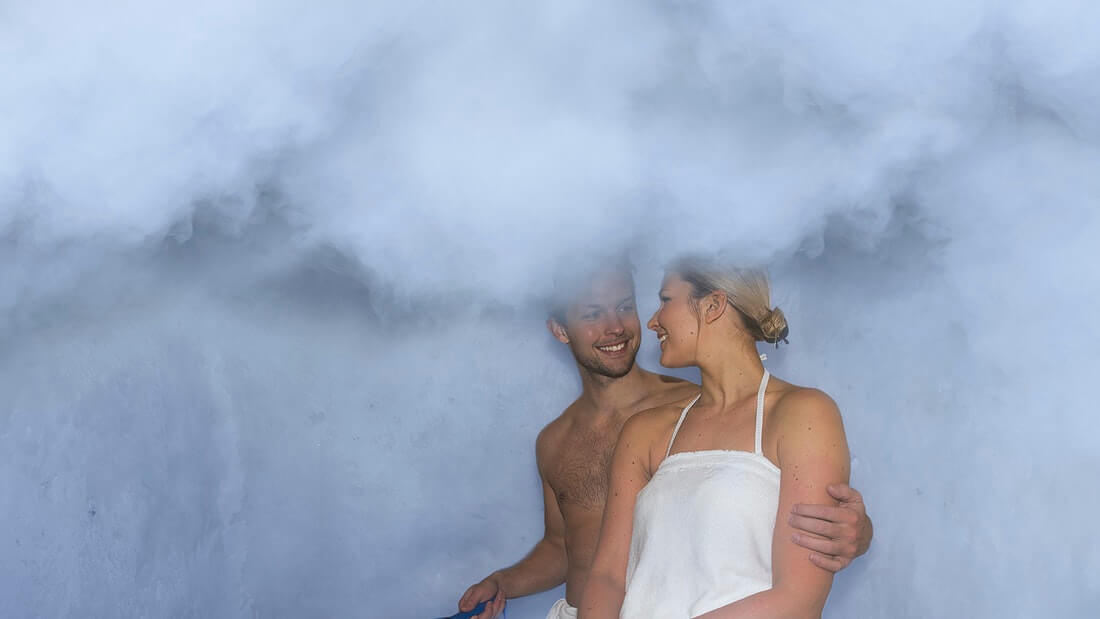 Try Finnish sauna and very unique & humid sauna made snow (!) and get to visit Arctic SnowHotel where everything is made of snow and ice.