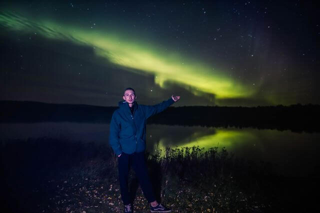 September is a very nice time for Aurora Hunting