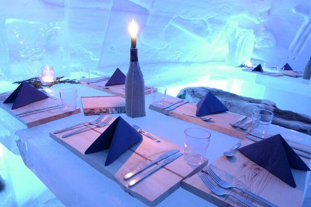 Ice Arctic Restaurant