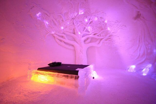 Snow Hotel Double room