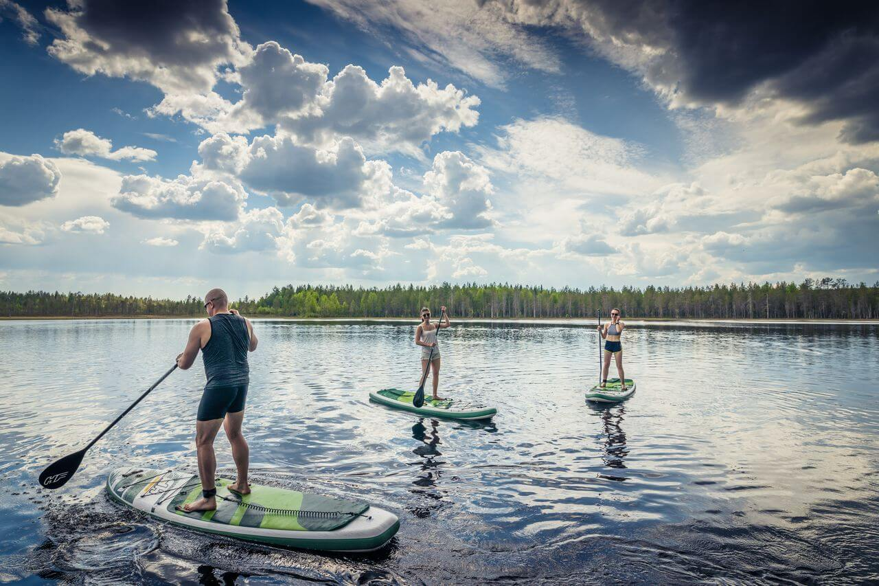 Rent a SUP board for hours or even weeks!