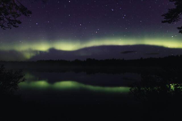 September Northern lights hunting