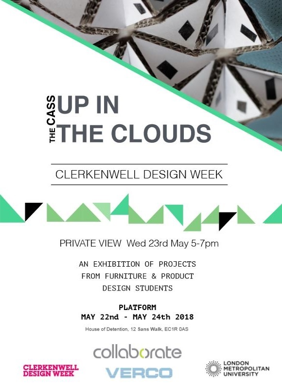 Stage Up up in the clouds takes centre stage at clerkenwell design week