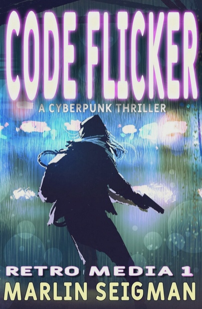 Book cover of Code Flicker