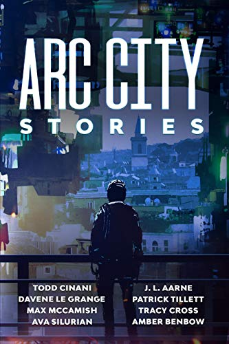 Book cover of Arc City
