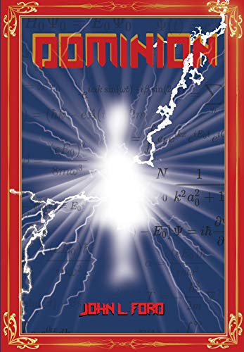 Book cover of Dominion about artificial intelligence A.I.