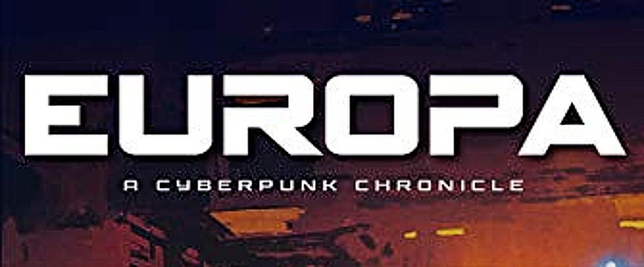 cyberpunk chronicle logo for Europa