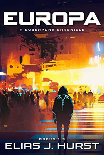 Cyberpunk book Europa cover