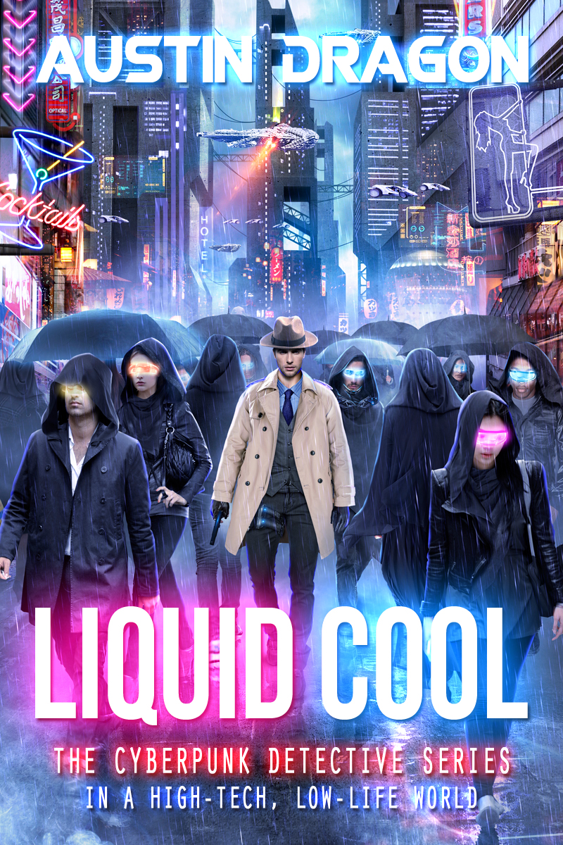 Liquid Cool Cyberpunk Series cover