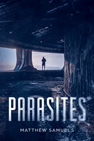 Parasites cover of the solarpunk book by Matthew Samuels